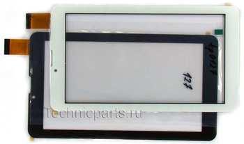 Тачскрин для планшета Wexler TAB A744