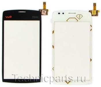 Тачскрин для телефона ZTE V880