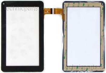 Тачскрин Explay N1 Plus