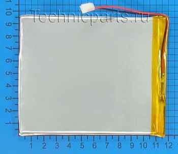 Аккумулятор 3,5x120x95мм 3.7V 5000mAh