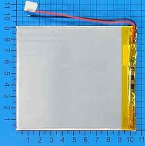 Аккумулятор 3090105 3.7V 4500mAh 2 провода