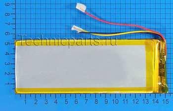 Аккумулятор iRu Pad Master M721G 3G