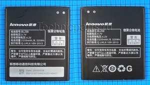 Аккумулятор Bl208 Lenovo