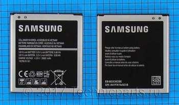 Аккумулятор для Samsung SM-G5308W Galaxy Grand Prime