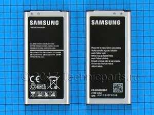 Аккумулятор для Samsung Galaxy S5 mini SM-G800F