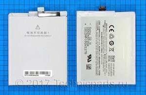 Аккумулятор для телефона Meizu MX4 Pro