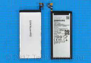 Аккумулятор для телефона Samsung Galaxy S7 Edge