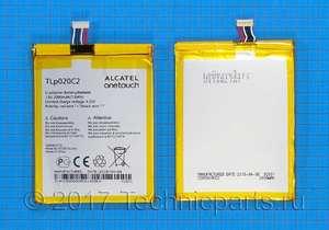 Аккумулятор Alcatel TLp020C2