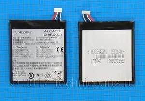 Аккумулятор Alcatel TLp020K2