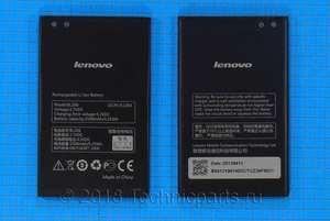 Аккумулятор для телефона Lenovo A630