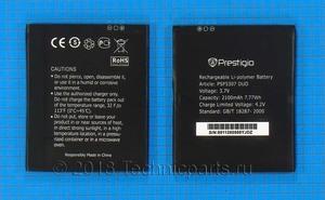 Аккумулятор для Prestigio MultiPhone PSP5307 DUO