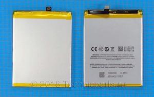 Аккумулятор для телефона Meizu M3 Max