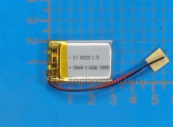 Аккумулятор для видеорегистратора AdvoCam FD8 Profi-GPS Red