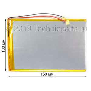 Аккумулятор для планшета bb-mobile Techno 10.1 LTE TQ060X