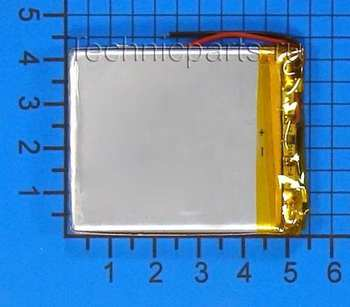 Аккумулятор для навигатора Oysters Chrom 2011 3G