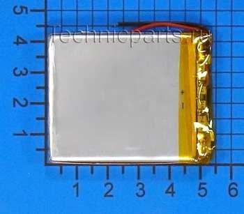 Аккумулятор 504050 3.7V 1800mAh 2 провода