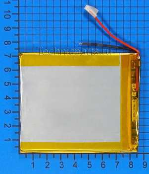 Аккумулятор для электронной книги Texet TB-840hd