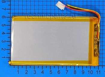 Аккумулятор 3x110x60мм 3.7V 3500mAh