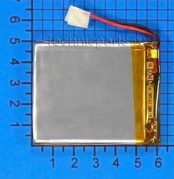 Аккумулятор 405060 3.7V 1500mAh 2 провода