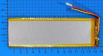 Аккумулятор 4x145x45мм 3.7V 3800mAh