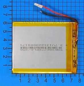 Аккумулятор для электронной книги teXet TB-116SE