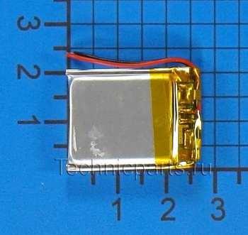 Аккумулятор для видеорегистратора AdvoCam FD Black: купить по выгодной цене с доставкой в интернет-магазине запчастей Техникпартс.