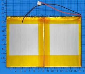 Аккумулятор для планшета Oysters t102mr 3g
