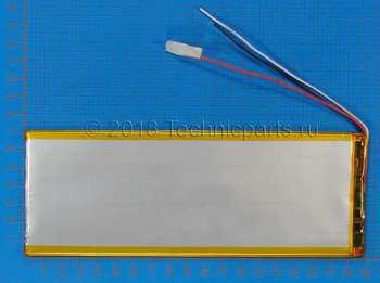 Аккумулятор 3070190 3.7V 5000mAh 2 провода: купить по выгодной цене с доставкой в интернет-магазине запчастей Техникпартс.