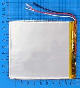 Аккумулятор 3090105 3.7V 4500mAh 3 провода