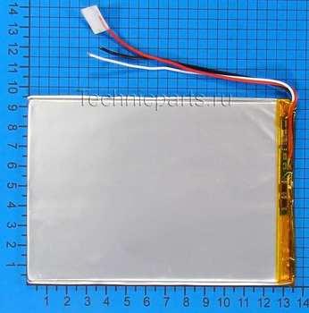 Аккумулятор 3095135 3.7V 5000mAh 3 провода