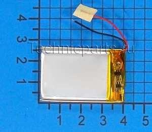Аккумулятор 402540 3.7V 300mAh