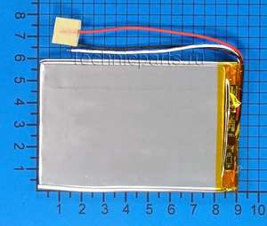 Аккумулятор 306090 3.7V 2200mAh 3 провода