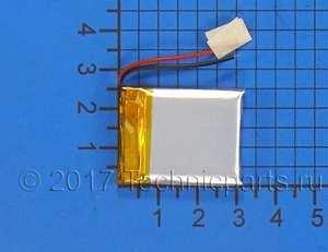 Аккумулятор 502530 3.7V 400mAh 2 провода
