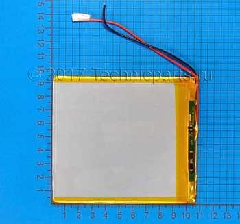 Аккумулятор 3095115 3.7V 3500mAh 2 провода