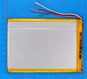 Аккумулятор RoverPad Tesla 10.1 3G