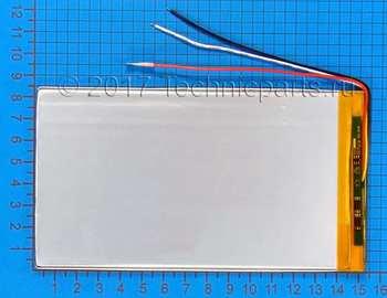 Аккумулятор 3085150 3.7V 5000mAh 3 провода