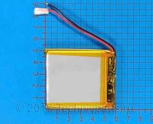Аккумулятор 505055 3.7V 1800mAh 2 провода