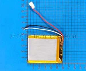 Аккумулятор 505055 3.7V 1800mAh 3 провода