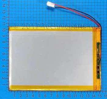 Аккумулятор 30105150 3.7V 7000mAh 2 провода