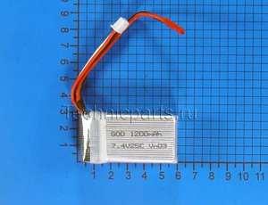 Аккумулятор для радиоуправляемого катера WLtoys WL911