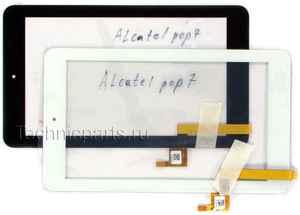 Тачскрин Alcatel OneTouch POP 7