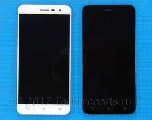 Дисплей для Asus ZenFone 3 Z017DA, экран с тачскрином