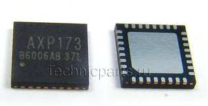 AXP173 контроллер питания