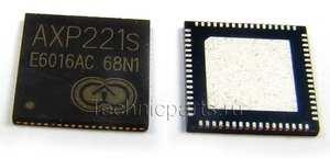 AXP221s контроллер питания