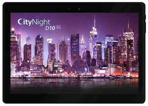 Тачскрин для планшета effire CityNight D10 3G