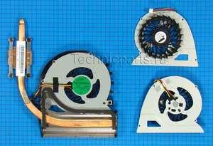 Кулер для ноутбука Sony Vaio SVF15A18 F15A