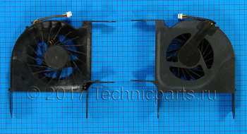 Кулер для ноутбука HP DV8