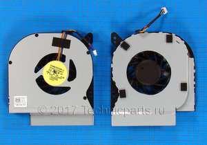 Кулер для ноутбука DELL Latitude E6510