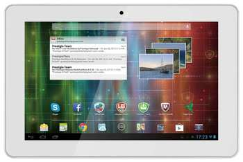 Тачскрин для планшета Prestigio MultiPad 4 PMP5101C 3G