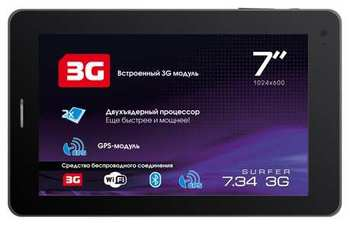 Тачскрин для планшета Explay Surfer 7.34 3G